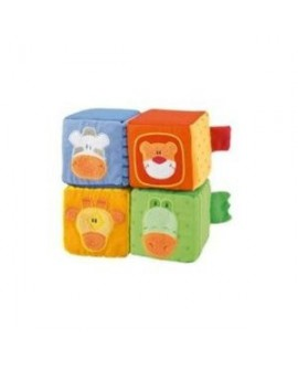 Set Cubes Animaux