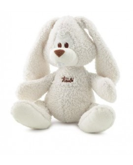 peluche Lapin blanc - Trudi