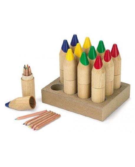 Crayon de couleurs - Janod