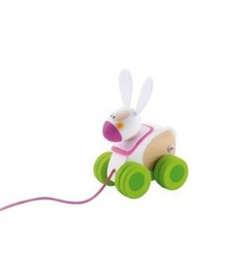 Mini jouet à traîner Souris - Sevi