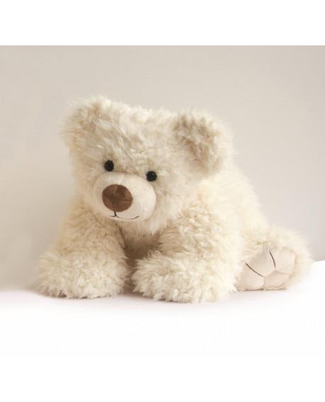 Grande peluche Pat'ours 50 cm - histoire d'ours