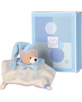 doudou acidulé ours bleu de doudou et compagnie