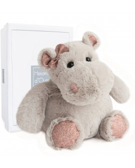 "peluche hippo girl ""histoire d'ours"""