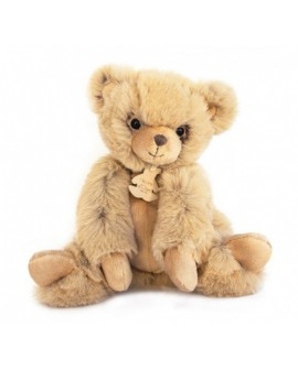 "peluche ours miel ""les Softy"""