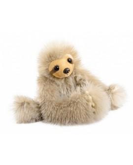 peluche paresseux histoire d'ours 25 cm