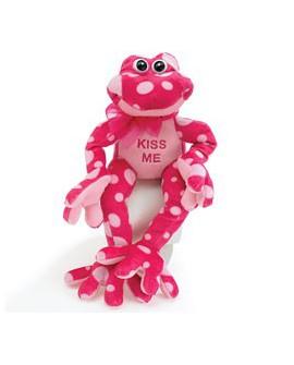 Peluche Kayla la grenouille