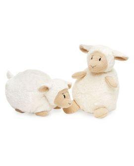 peluche mouton - Happy Horse 24 cm