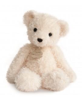 peluche ours chiné beige histoire d'ours